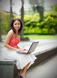 Enrolled in online accelerated degree
