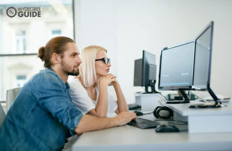 Accelerated Information Technology Degree Online