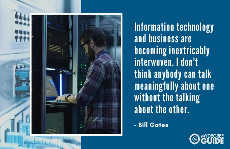 Accelerated Information Technology Degree Overview