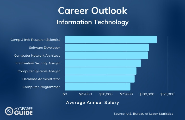 Careers with an Accelerated IT Degree