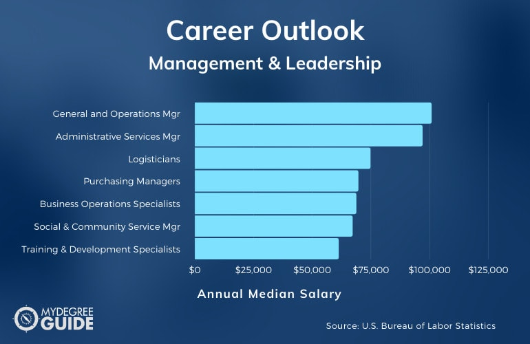 Management & Leadership Careers and Salary