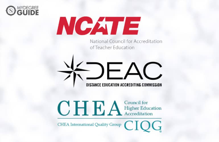 logos of the national authorities education board