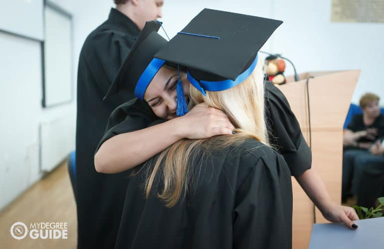 mba student graduating