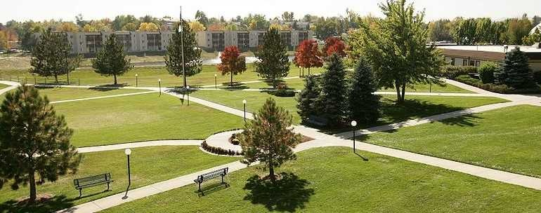 Colorado Christian University campus