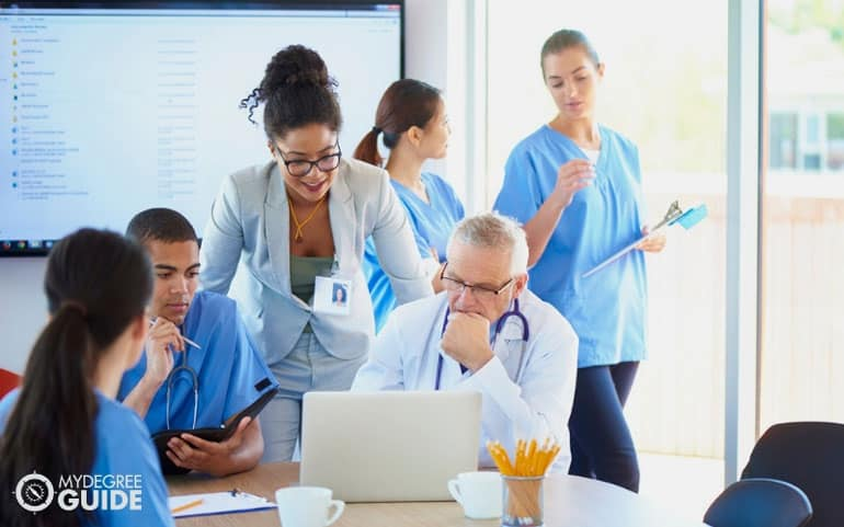 Healthcare Professionals Meeting