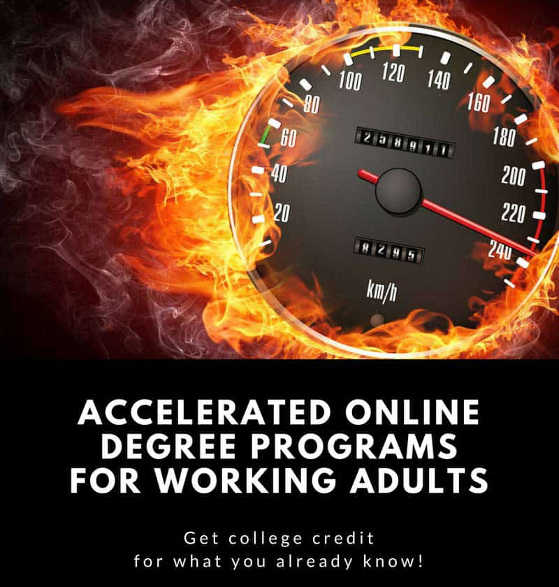 Accelerated Online Degree Programs for Working Adults