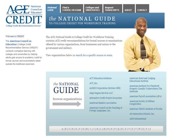 American Council on Education Guide