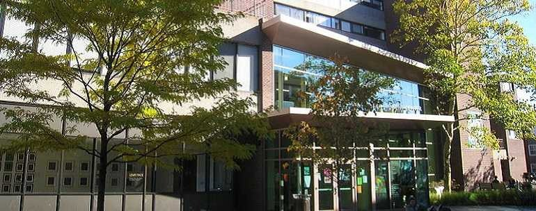 Lesley University campus