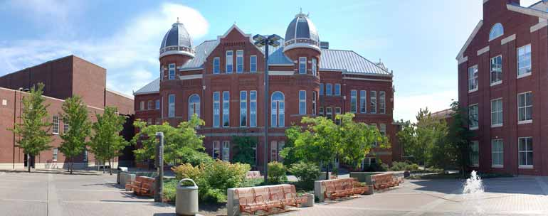 Central Washington University campus