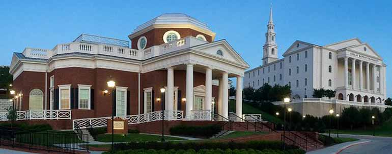 Dallas Baptist University campus