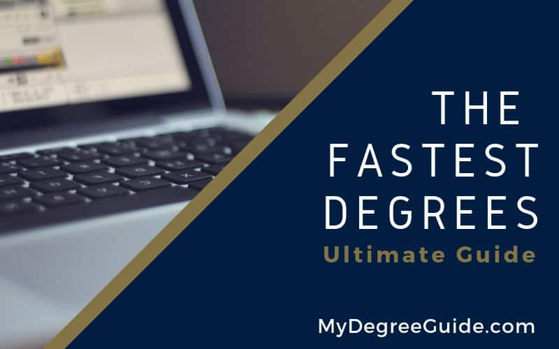 Ultimate Guide to the Fastest Degrees Online