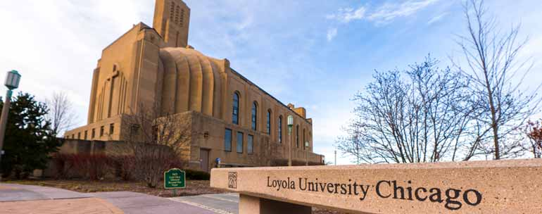 Loyola University Chicago campus