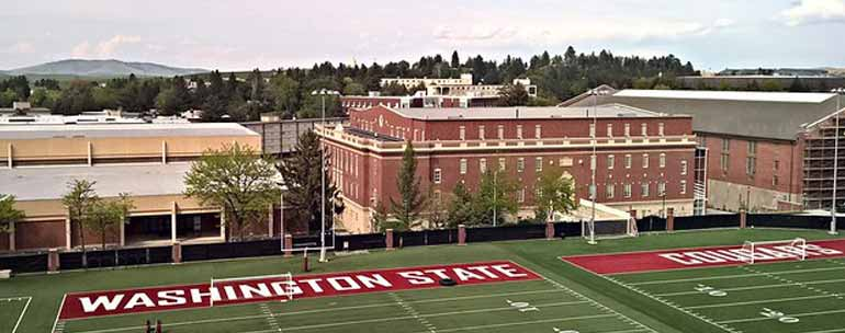 Washington State University campus
