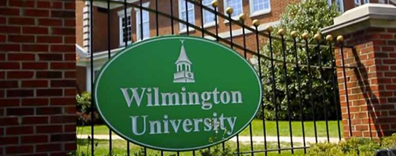 Wilmington University campus