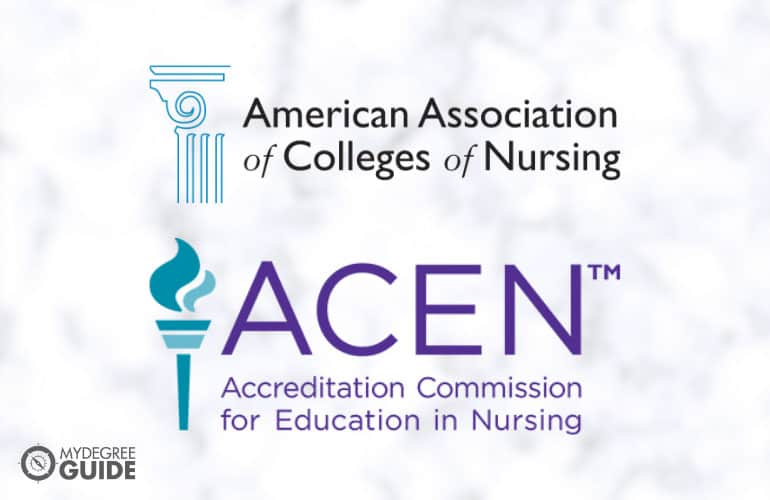 logos of accreditation boards for nursing programs