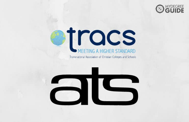 logos of The Association of Theological Schools and the Transnational Association of Christian Colleges and Schools