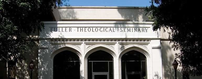 Fuller Theological Seminary campus