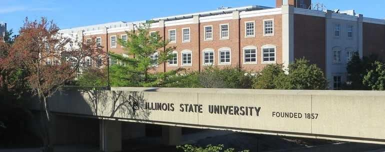 Illinois State University campus