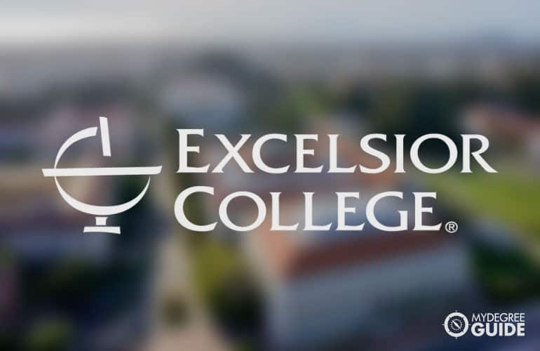 Excelsior College Exams logo