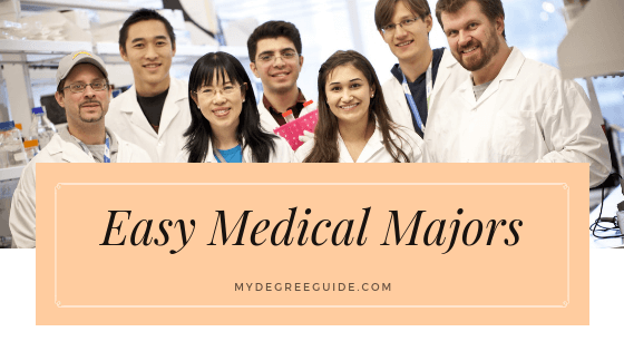 Easy Medical Majors