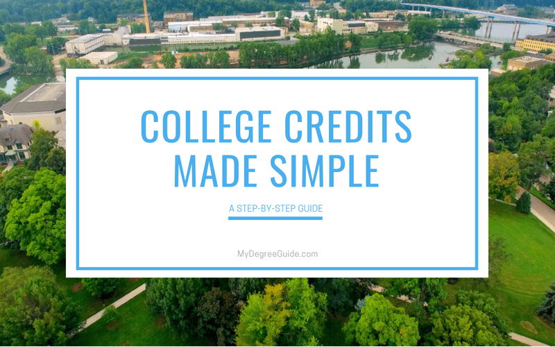 How to get college credits