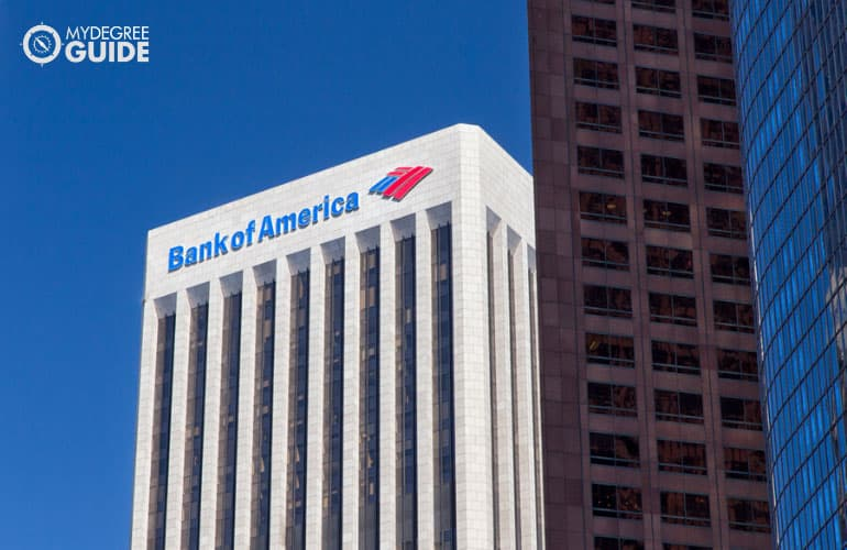 Bank of America Center in Charlotte, North Carolina