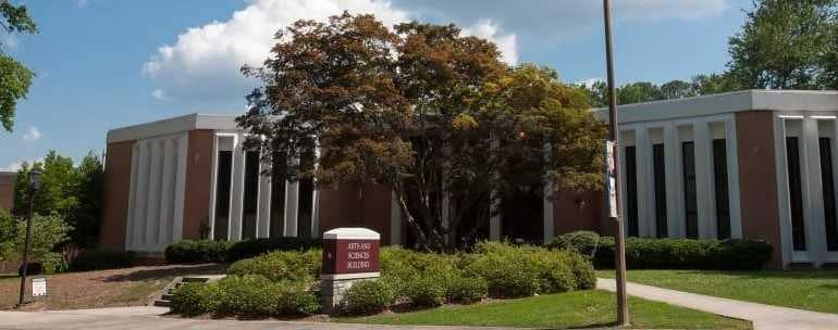 Clayton State University campus