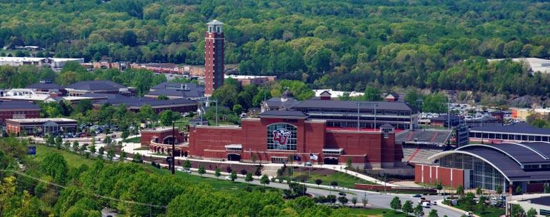 liberty university campus1