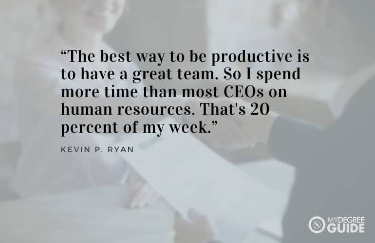 quote by Kevin Ryan