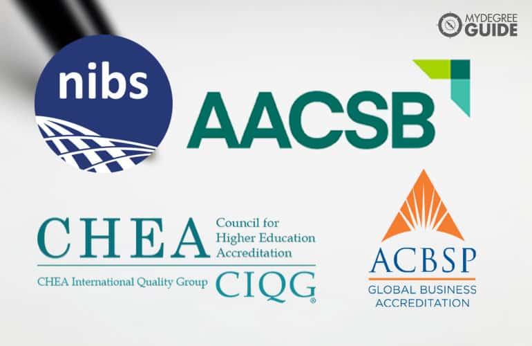 logos of organizations