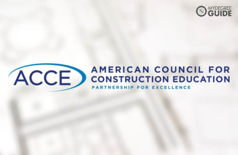 logo of the American Council for Construction Education (ACCE)