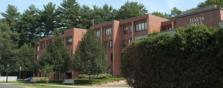Westfield State University campus