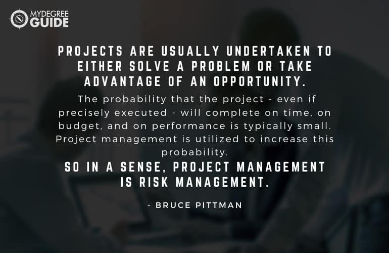 Accelerated Project Management Degree Programs Overview