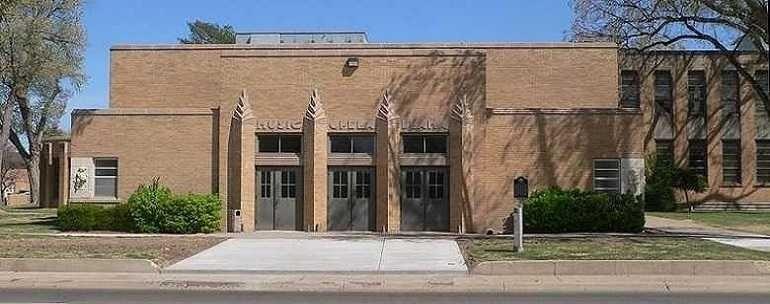 Amarillo College campus