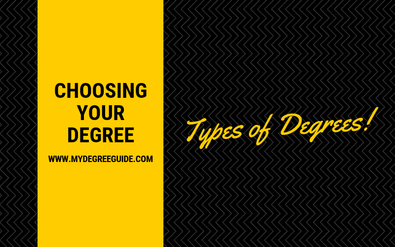 choosing your degree