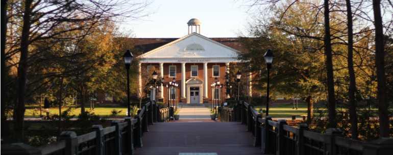 Coastal Carolina University campus