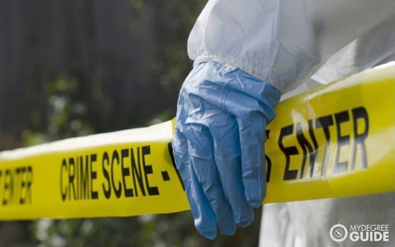 Forensics CSI