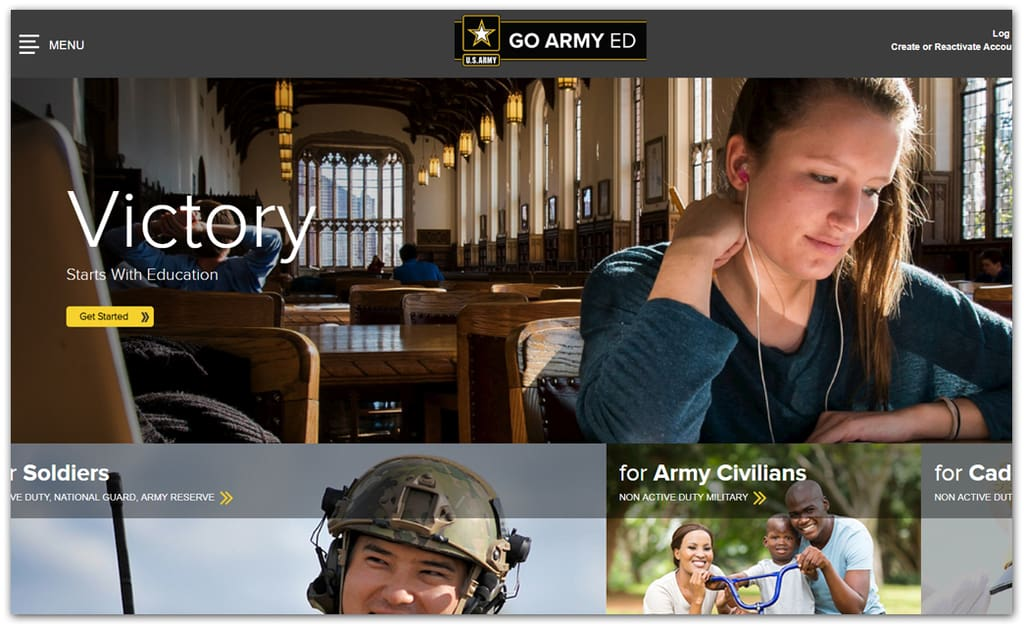 College credit for military training