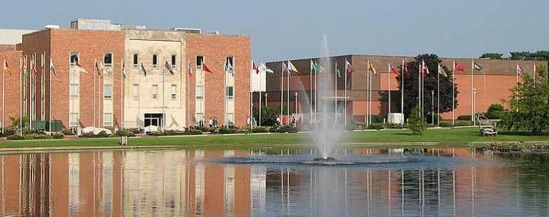 Northwest Missouri State University campus