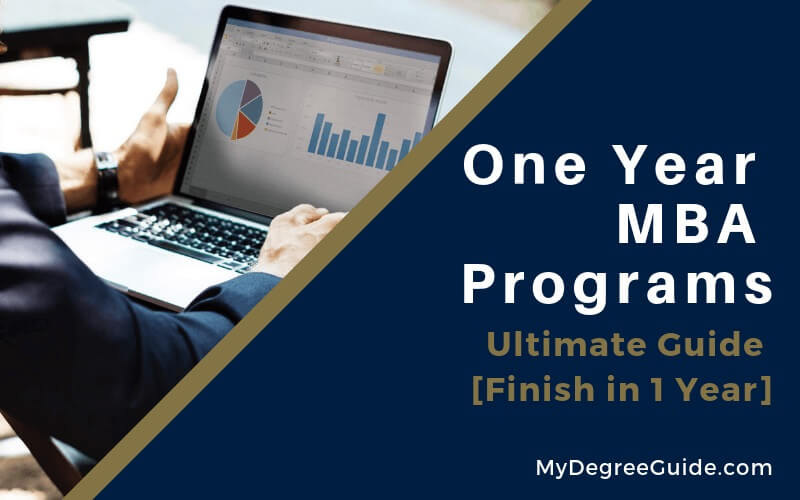 the fastest one year mba programs