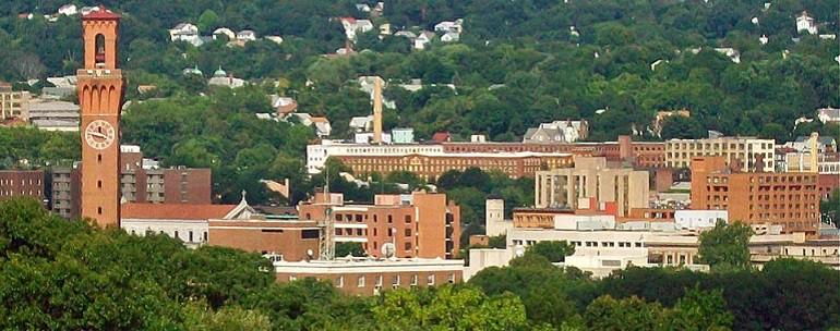 Post University campus
