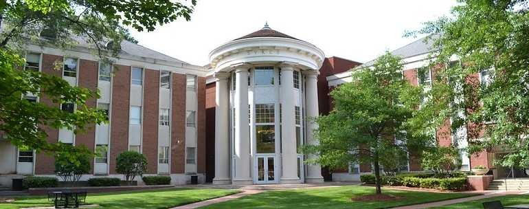 Queens University of Charlotte campus