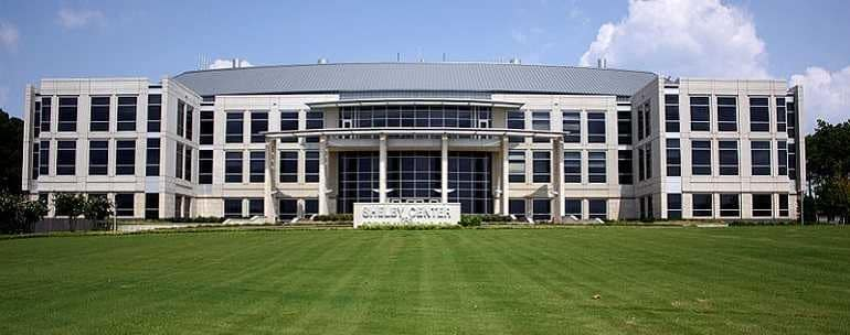 University of Alabama Huntsville campus
