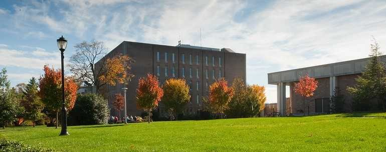 West Chester University campus