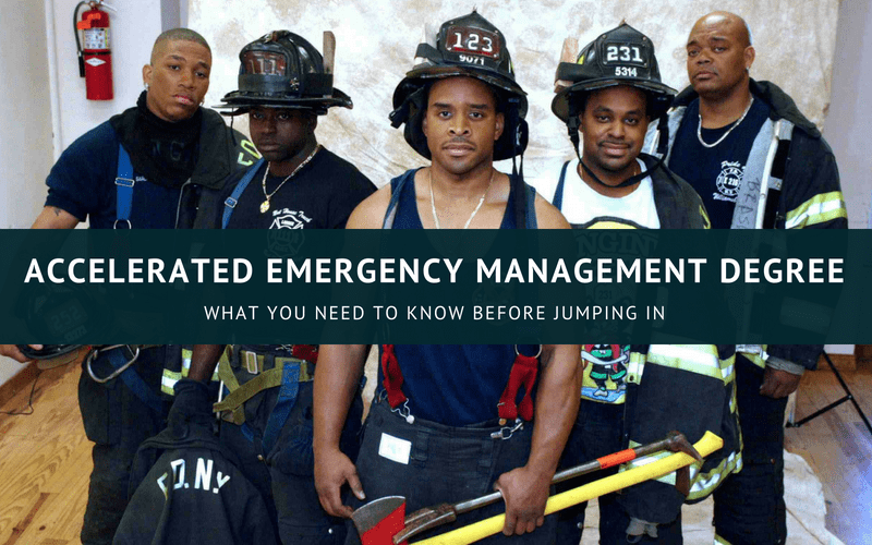 mydegreeguide emergency management degree online