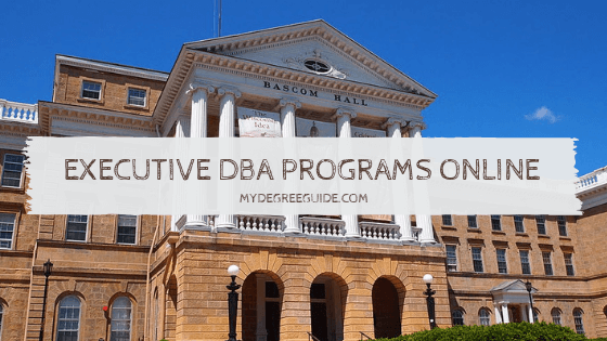 Executive DBA Programs Online