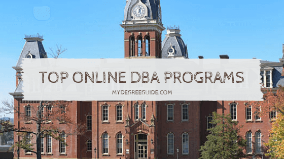 Top Online DBA Programs