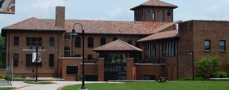 alvernia university campus