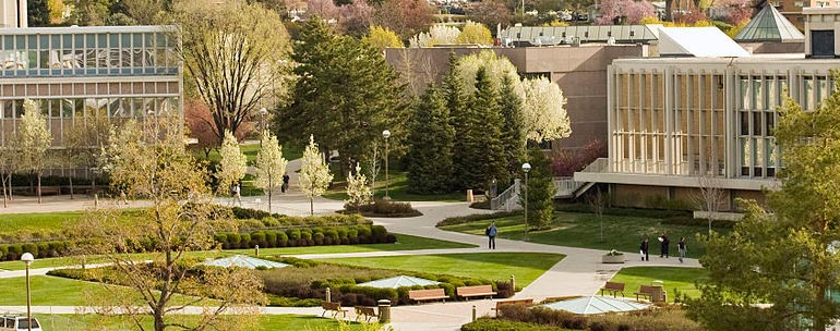 brigham young university campus
