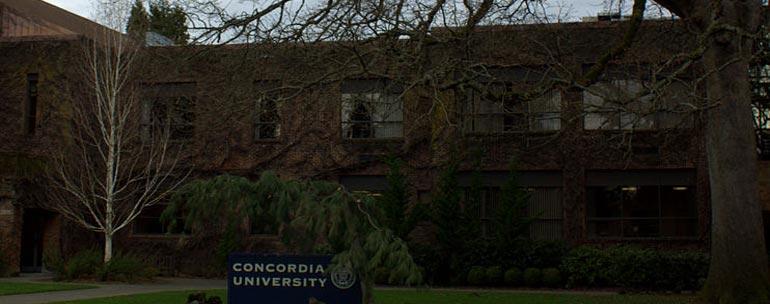 concordia university portland campus